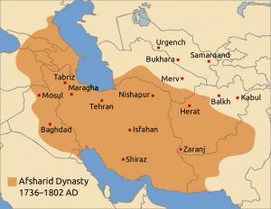 Empire afsharides (1736-1802)