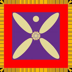 Le Derafsh Kaviani, drapeau de l'empire sassanid