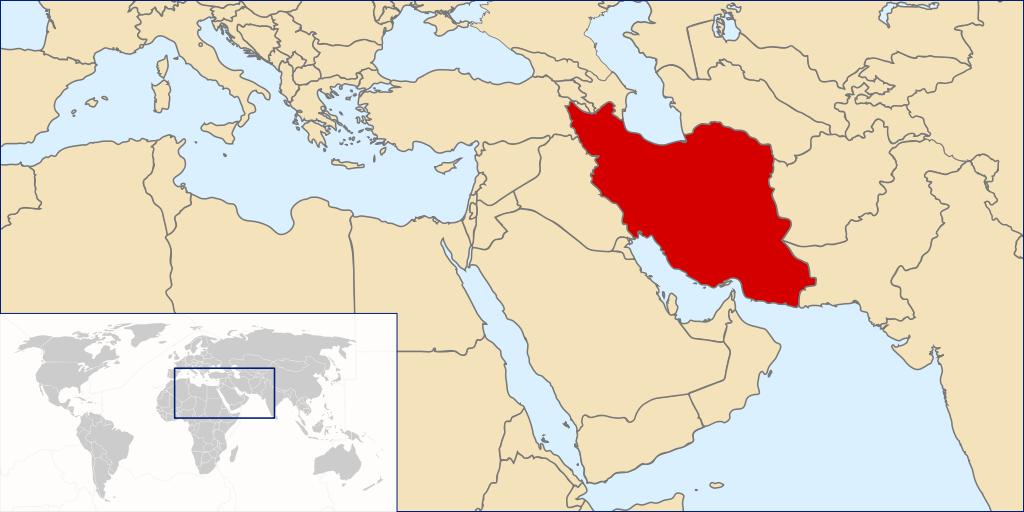 Empire pahlavi (l'Iran actuel)
