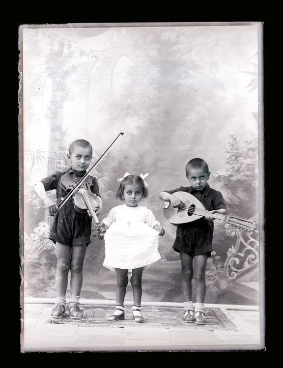 Enfants d'Ispahan