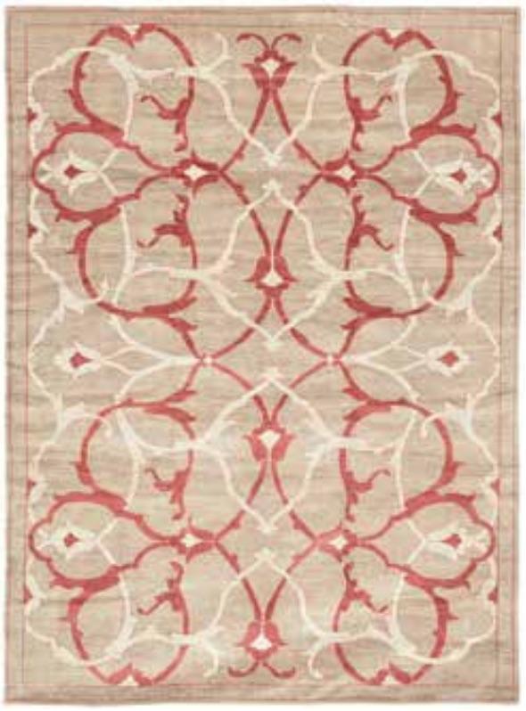 tapis persan moderne terre diran - Tapis Persan Moderne