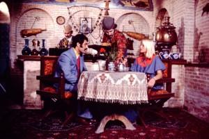 Maison de thé à Téhéran