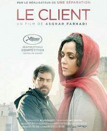 Affiche du film «Le Client»