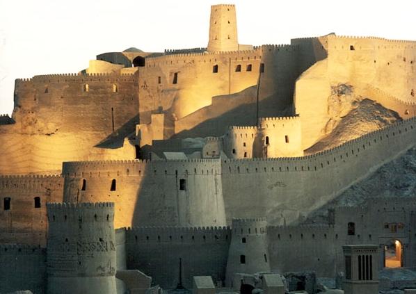 La citadelle de Bam