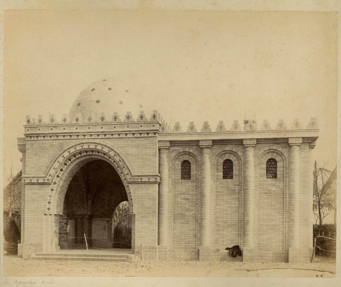 Pavillon de la Perse