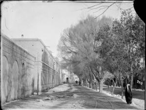 La rue Nasseriya, 1880-1910.