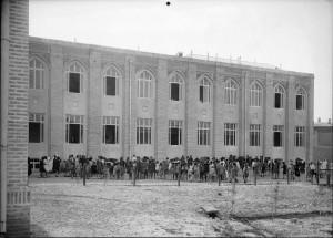 École Jeanne d'Arc, 1880-1920.