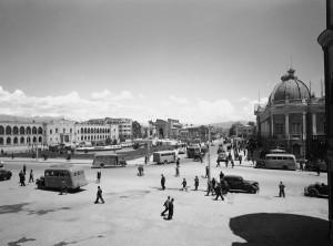 La place Sepah, 1946