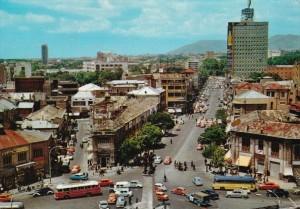 L'avenue Istambul, 1960