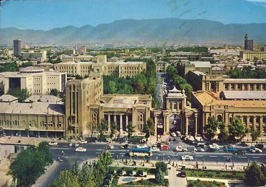 Téhéran, 1970