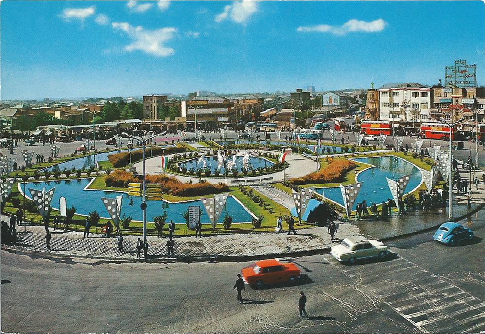 La place Fowzieh, 1973