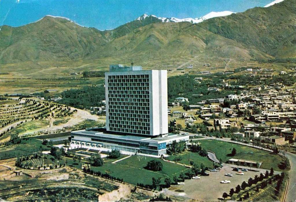 Téhéran, vers 1973