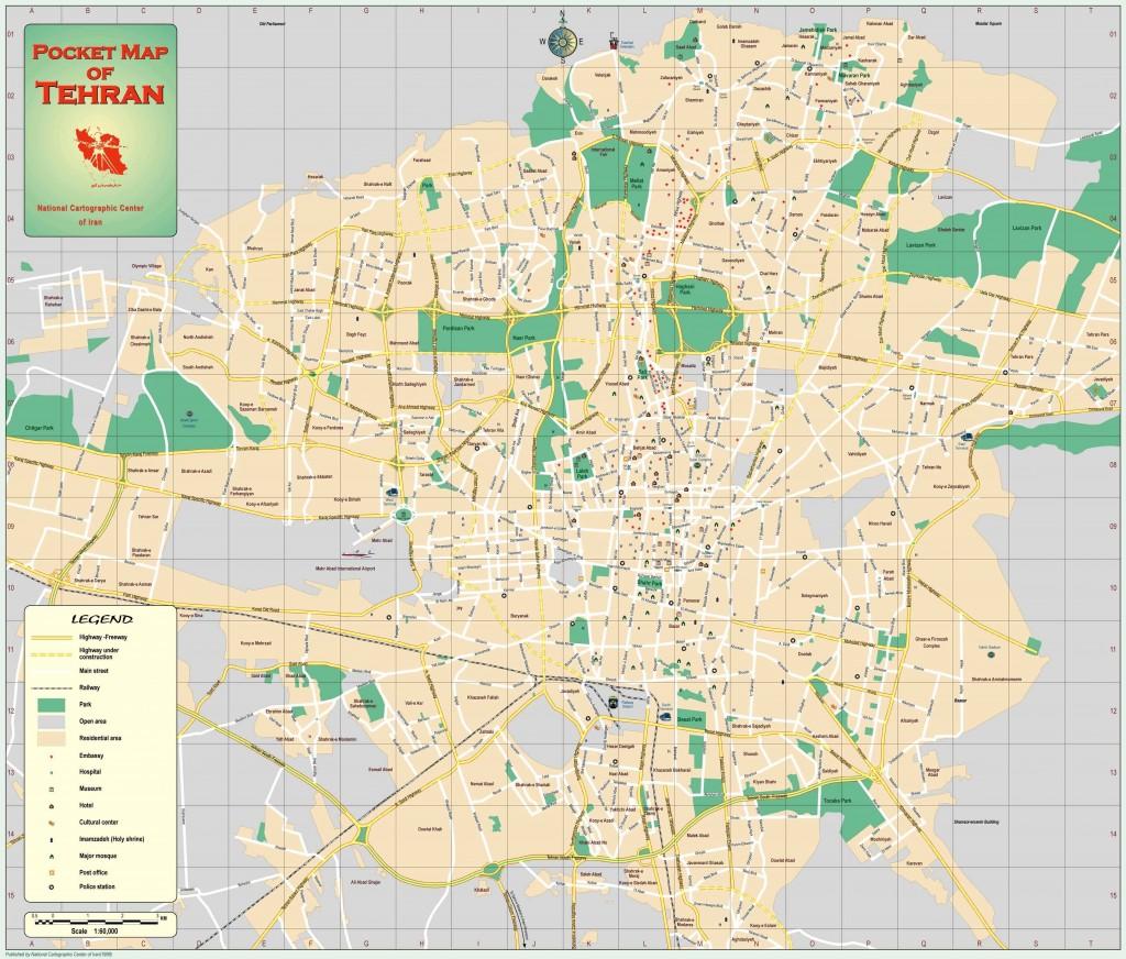 Plan de Téhéran (1998)