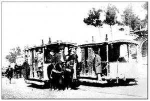 Voitures hippomobiles au XIXe siècle