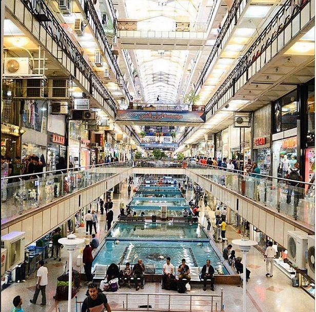 Le Plasco était un centre commercial.