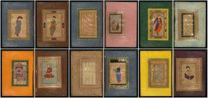 Peintures persanes