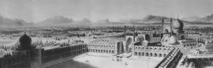 La place Naqsh-i Jahân, 1818.