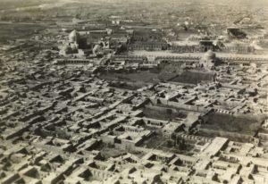 Le Meidan-e-Shah en février 1925.