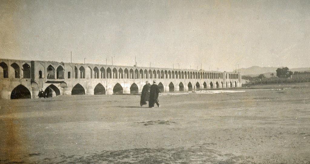 Le Si-o-se-Pol vers 1930.