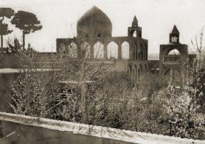 La cathédrale arménienne Saint-Sauveur.