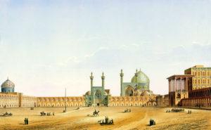 Le Naqsh-e-Jahan en 1839.