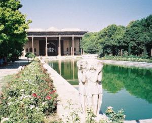 Palais dit des « 40 colonnes » en 2001.