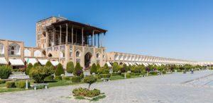 Le palais Ali Qapu en 2016.